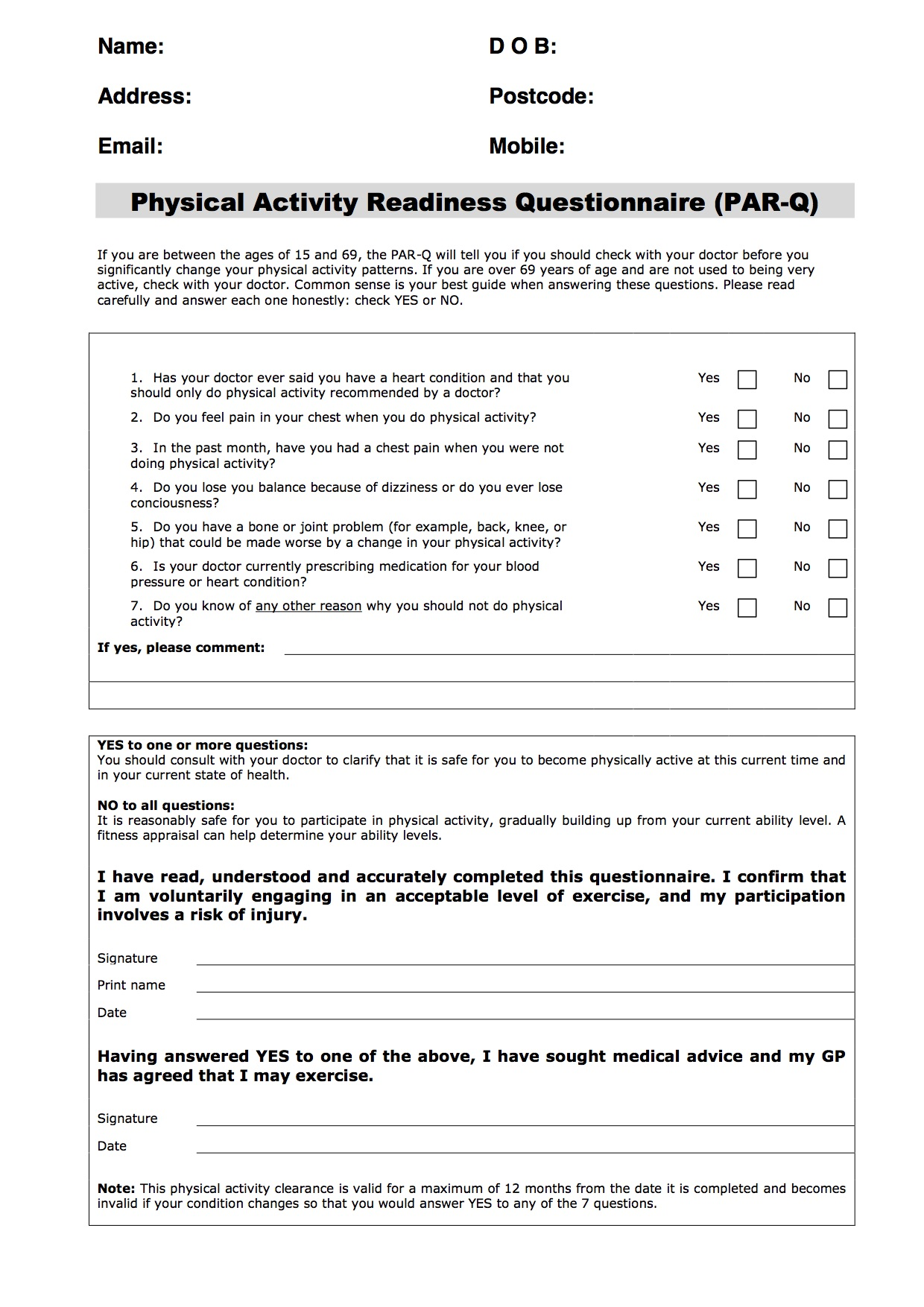 Converting a PDF form to an online form using the Form Builder