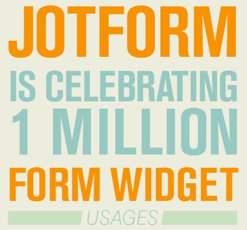 One Million Widgets