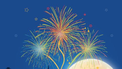 JotForm Fireworks