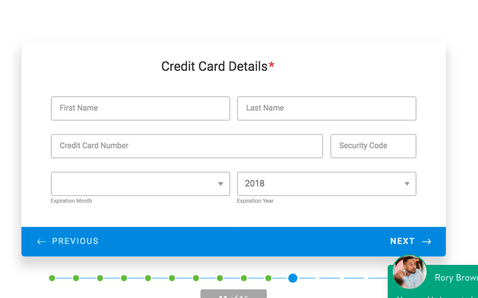 Stripe: show card icons or powered by Sripe logo in payment field