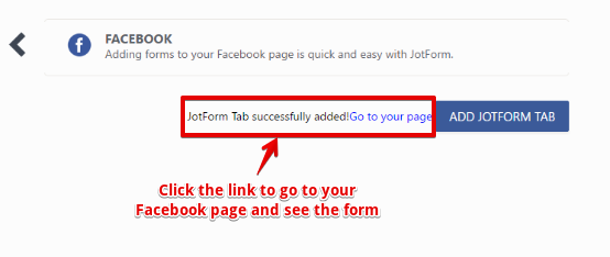 Adding a Form to Your Facebook Page | JotForm