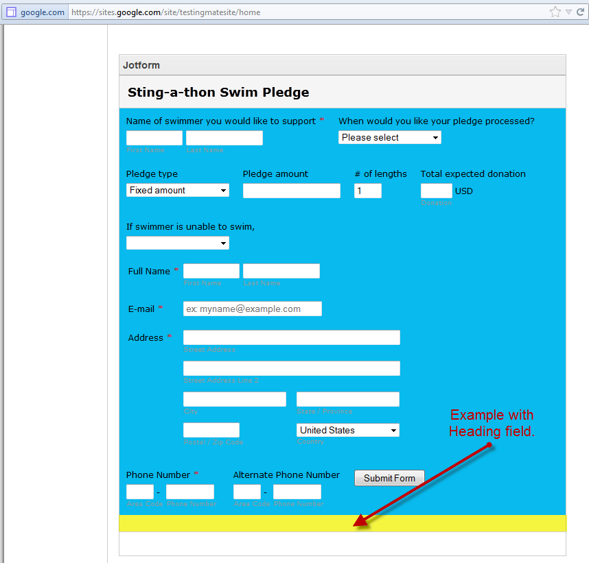 Slightly more complex Logical Conditions on Forms   JotForm
