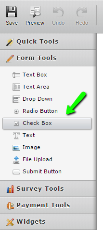 How to Select Checkboxes and Radio Buttons via the Keyboard