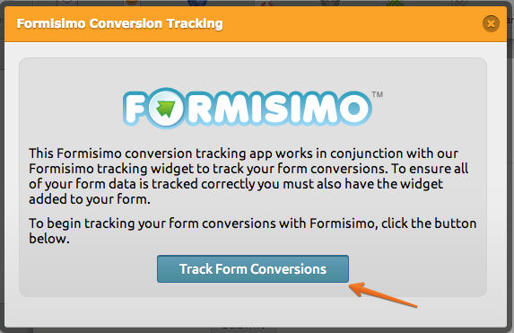 formisimo integration enable