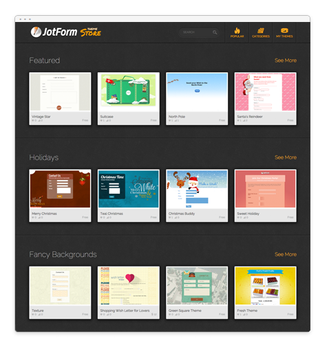 Form Themes