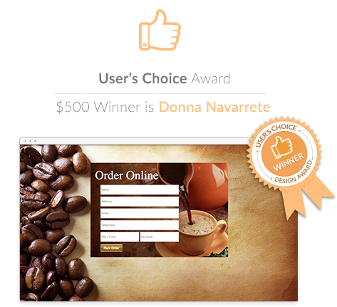 Users Choice Award Winner