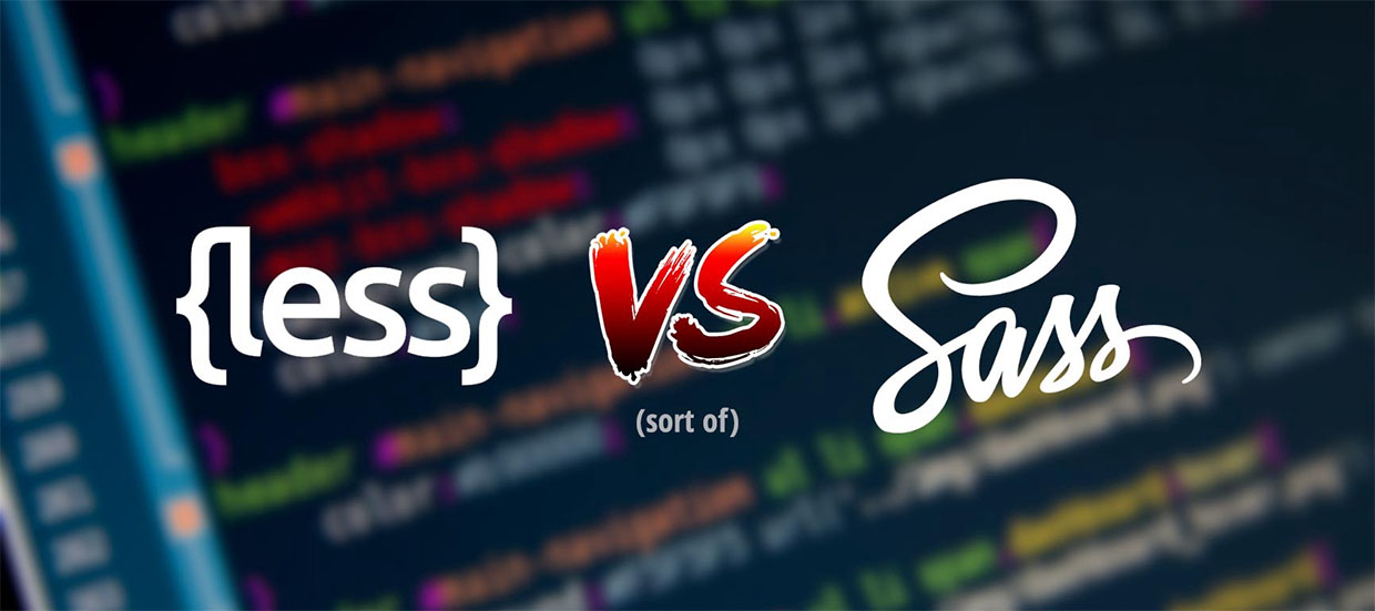 Why we decided to drop LESS for SCSS