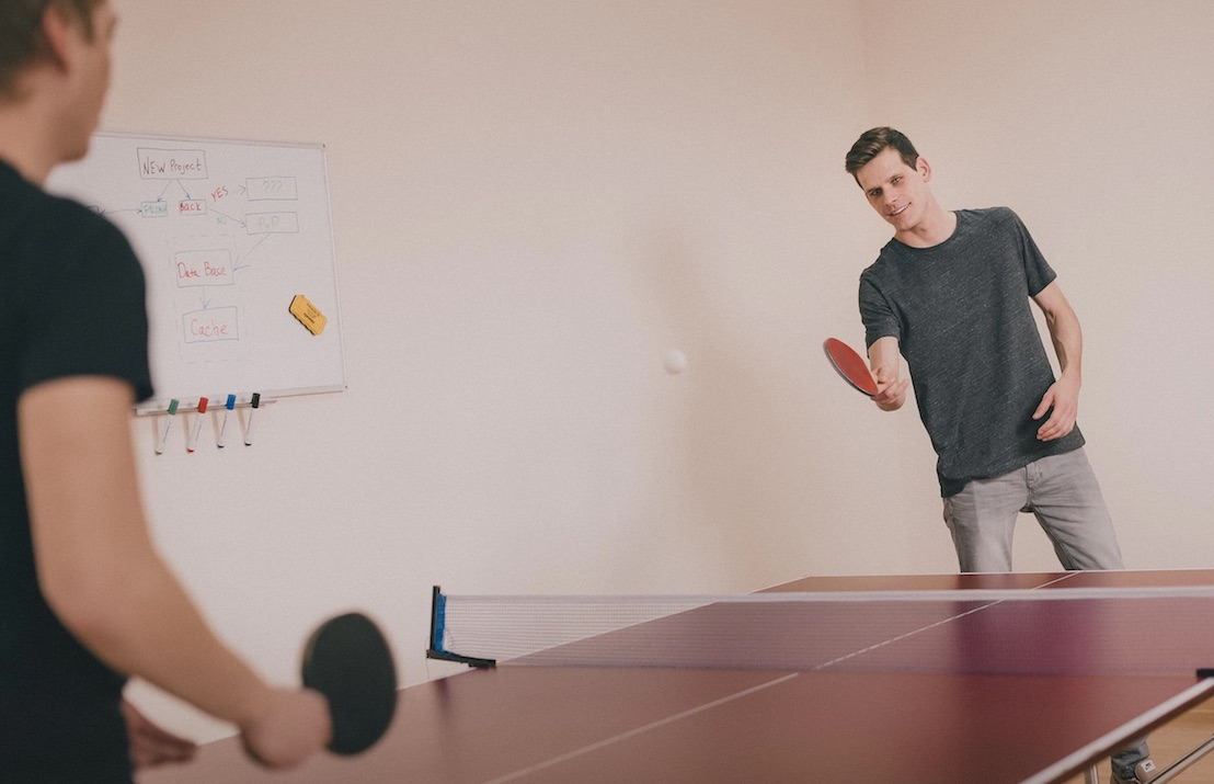 Beyond ping-pong tables: how to dodge clichés and build a team you love