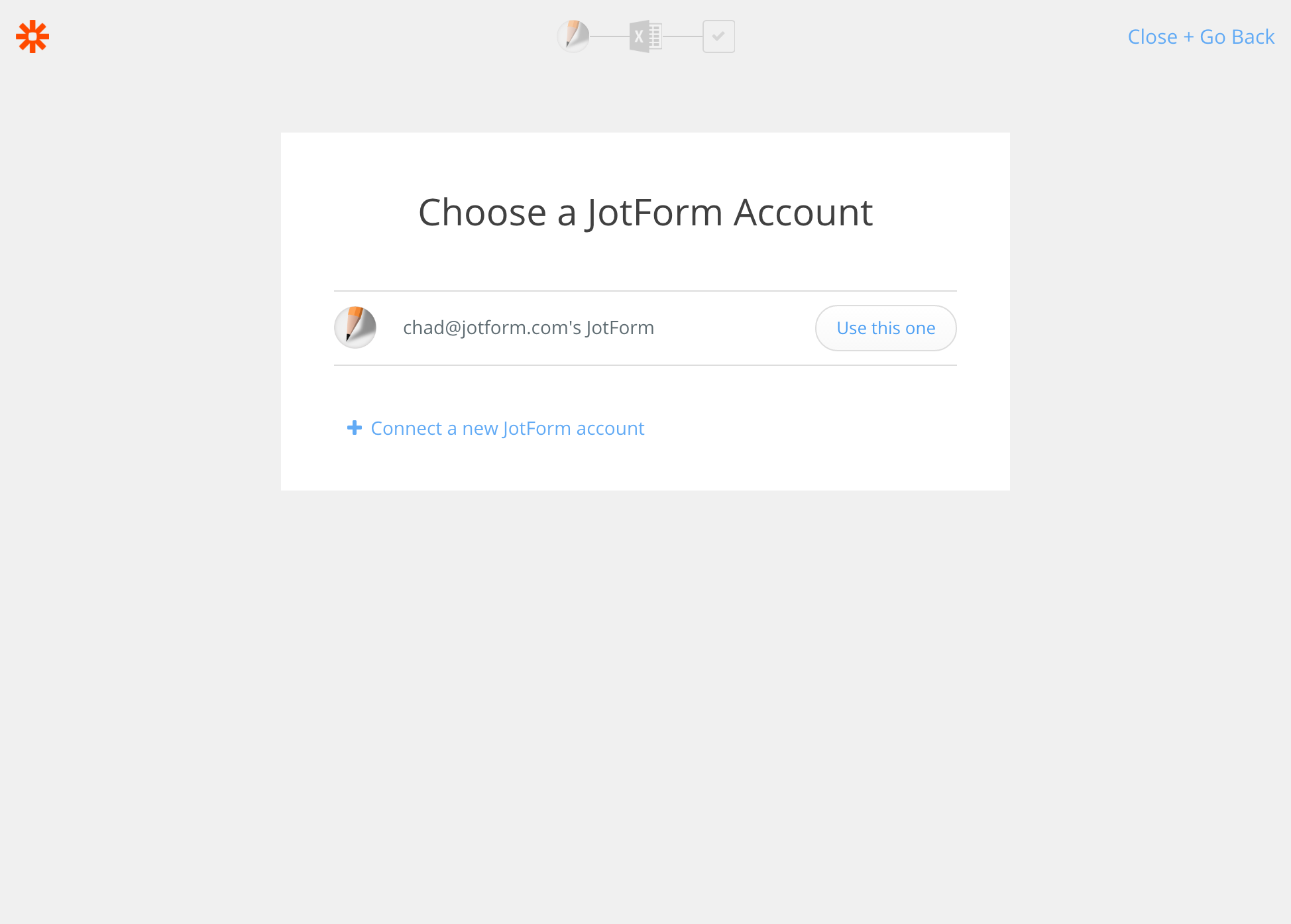 Connect Your Forms to Excel with Zapier | The JotForm Blog
