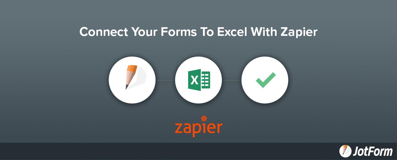 Connect JotForm to Excel