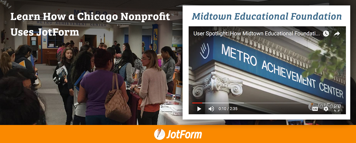 JotForm Midtown Educational Foundation