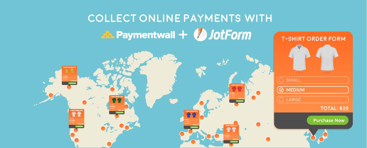 paymentwall jotform