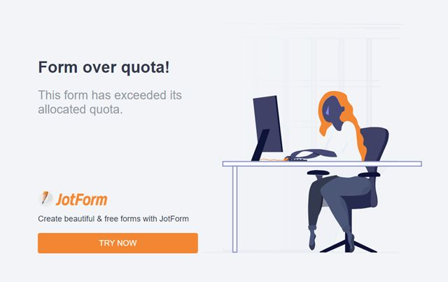 Form Over Quota