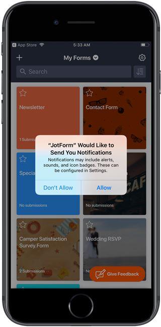 jotform-mobile-forms-notification