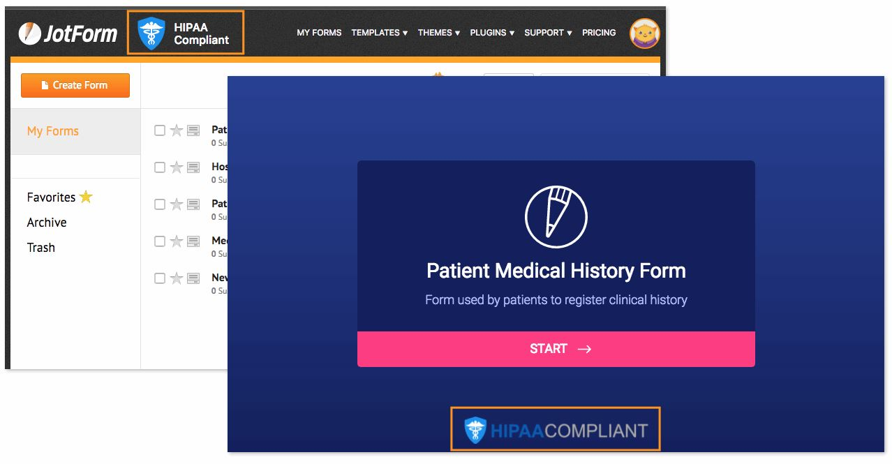 HIPAA Compliance Badge