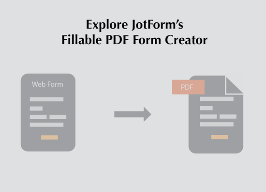 how to create writable pdf forms