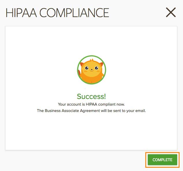 HIPAA Compliance Complete