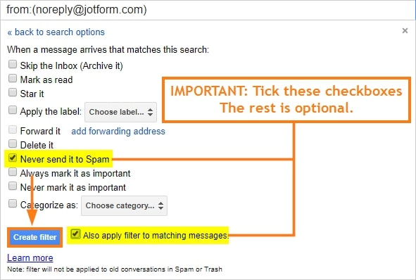 How to Prevent Emails from Landing in Gmail's Spam Folder