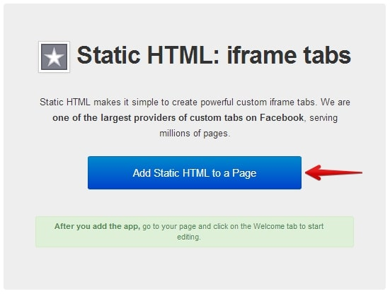 Adding a form to Facebook (Custom iFrame App)