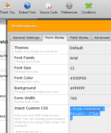 Text box heights on pdf forms not tall enough | JotForm