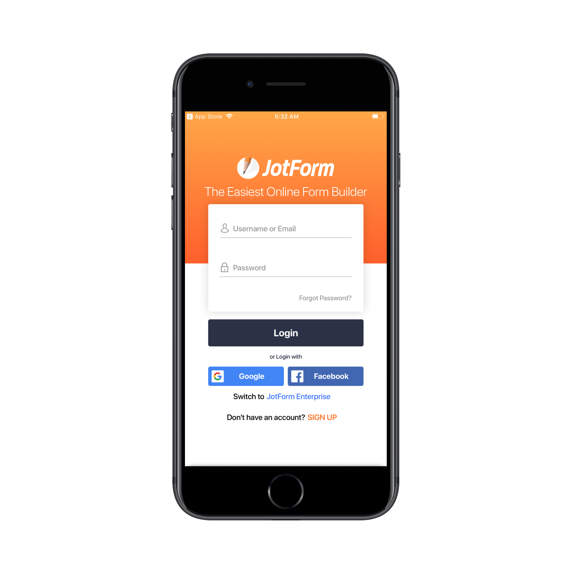 How to Download and Start Using JotForm Mobile Forms
