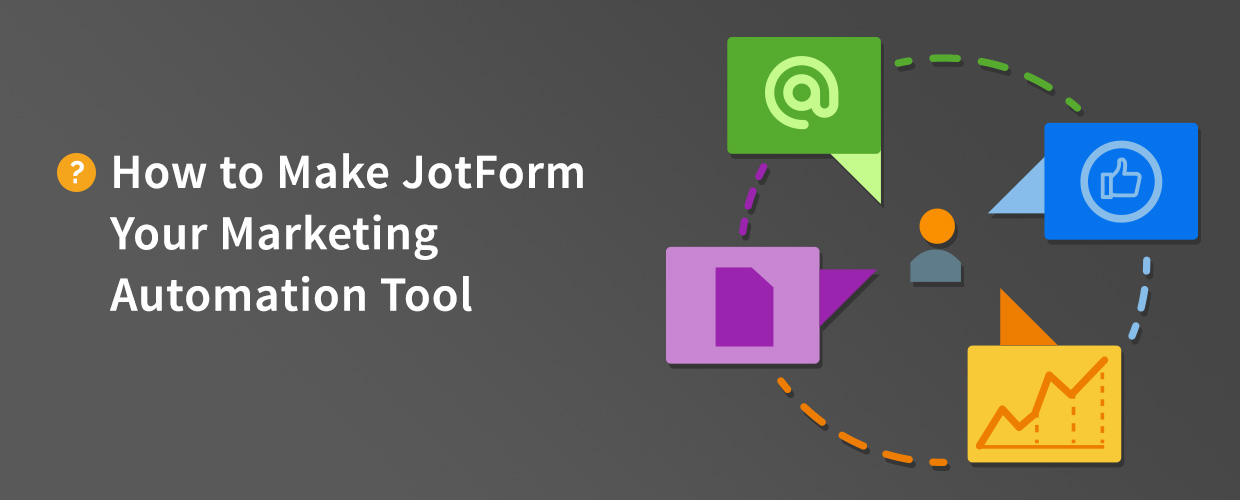 JotForm accomplishes marketing automation