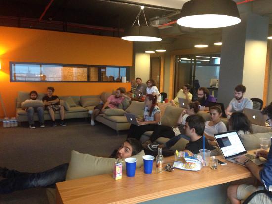 JotForm's New Office